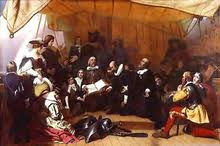 Pilgrim Thanksgiving History Plymouth Colony Wikipedia