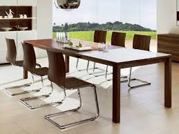 Modern Dining Set Design Contemporary Wooden Dining Tables Home And Furniture