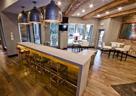 How To Build A Concrete Bar Top Concrete Countertops Custom Made For Kitchen And Bath Commercial