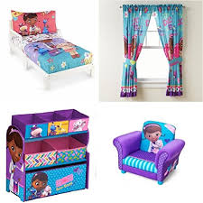 Doc Mcstuffins Toddler Bed With Canopy Doc Mcstuffins Furniture For The Playroom And Home Webnuggetz Com