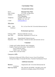 Resume Sample Kpmg by Curriculum Vitae 1