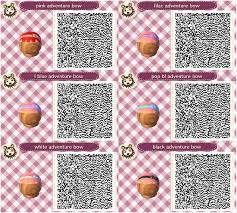 animal crossing new leaf qr code hairstyle animal crossing new leaf qr codes hair the best leaf of 2018