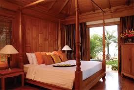 Modern Thai Style Bed  E X O T I C E A S T  Pinterest - Thai style interior design
