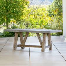 Concrete Patio Table Light Concrete Patio Furniture Outdoor Tables Benches More