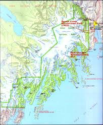 kilcher homestead map kenai fjords np historic resource study chapter 10