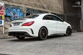 how much are mercedes mercedes amg 45 review