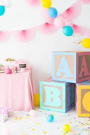 Craft Ideas For Baby Room - 20 diy ideas for the best baby shower ever