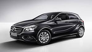 mercedes a class black mercedes india announces black colour for a class diesel
