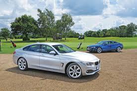 bmw 4 series gran coupe vs audi a5 sportback auto express