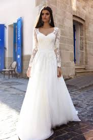 wedding dress sleeve floral applique sheer sleeve wedding dress 2759301 weddbook