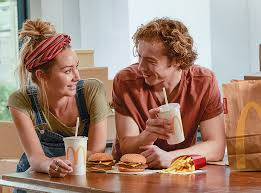 mcdonalds uk monopoly commercial actress mcdelivery we deliver to you mcdonald s uk