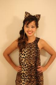 leopard halloween costume san jose food blog diy halloween costume 2012