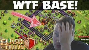 coc wallpaper facecam base clash of clans let u0027s play coc deutsch