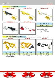 honda cbr full details johor steering damper from x performance motor