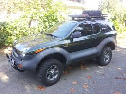 my other rig expedition style isuzu trooper toyota fj cruiser forum