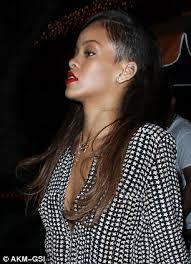 hair weave styles 2013 no edges rihanna goes back to long locks with hair extensions but