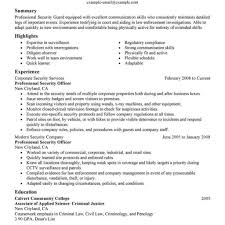 create my resume security guard resume example security guard
