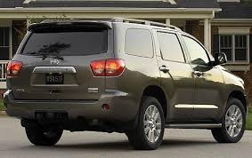 toyota sequoia 2009 used 2010 toyota sequoia for sale pricing features edmunds