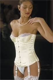 Corset Wedding Lingerie Gorgeous Very Low Back Bridal Basque Available To Order On Our