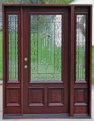 Exterior Door Design Exterior Doors With Sidelights Solid Mahogany Entry Doors