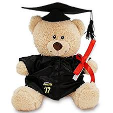 giftsforyounow personalized graduation teddy gift