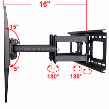 samsung 46 inch wall mount articulating tv wall mount for samsung 32 39 40 46 50 55lcd plasma