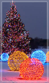 wholesale christmas lights and trees