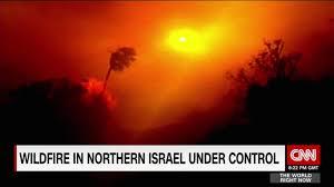 Job Resume Haifa by Israel Wildfires Russia Sending Planes To Help Cnn