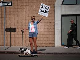 Venice Beach Map Venice Beach Protestors Say Snapchat Parent Snap U0027s Hq Spoils The