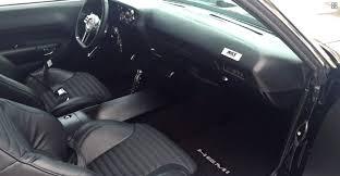 1970 Cuda Interior 1970 Plymouth Hemi Cuda