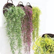 Fake Plants Artificial Plants Floral Decor Ebay