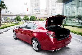 hang xe lexus tai viet nam khám phá sedan hạng sang lexus gs200t hơn 3 tỷ đồng tại việt nam