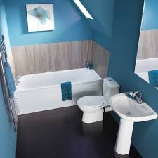 Gedimat Salle De Bain indogate com salle de bain noir bleu