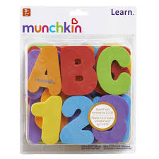 learn bath letters u0026 numbers primary 36 count