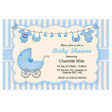 personalised baby shower invites invitation ideas
