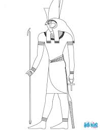 egypt coloring pages source egyptian gods gods of egypt photo