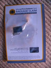 United Baggage Lost United Airlines Chase Explorer Card U201cbaggage Claim U201d Event