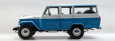 toyota car company land cruiser fj45lv 170 custom 4x4 by fj company