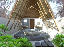 pool beach villas with outdoor bath fushifaru www fushifaru com
