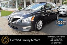 nissan altima 2015 on sale 2015 nissan altima 2 5 s stock 4119 for sale near great neck ny