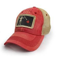 Black Beard Flag Blackbeard Pirate Flag Trucker Hat Nautical Red