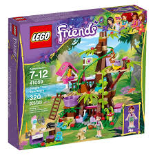 target black friday puzzles lego friends jungle tree sanctuary 41059 products pinterest