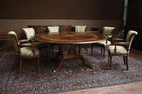 Round Dining Room Table With Leaf 60 Round Dining Table With Leaves What Are The Benefits Of Large