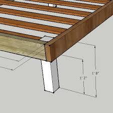 9 best bed frame images on pinterest pallets woodwork and diy