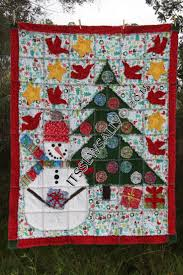 rag quilt christmas tree skirt pattern home decorating interior