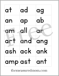 free printable letter tiles for digraphs blends and word endings