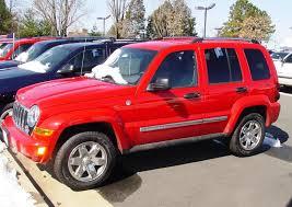 2002 jeep limited 2002 2007 jeep liberty car audio profile