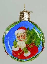 1947 best santa clause on balls images on