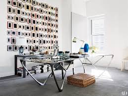 Designer Offices Of Fashion Industry Insiders Diane Von Furstenberg Reed