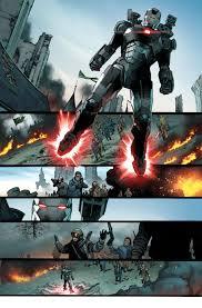 first look at marvel u0027s u0027civil war ii u0027 0